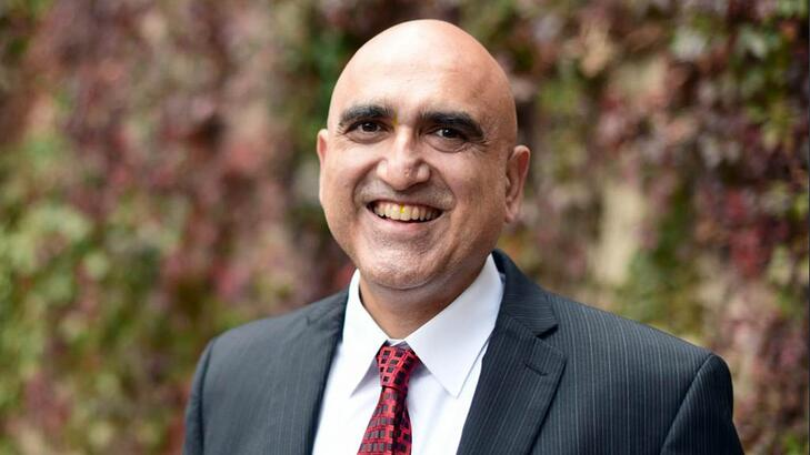 Joe Khawaja, CFO of Twin Cities Habitat for Humanity