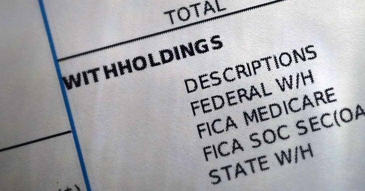Payroll Form 941
